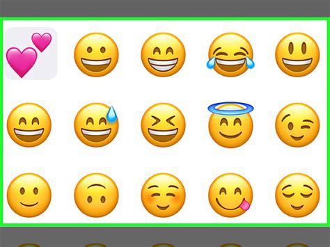 imagenes con emojis c 243 mo cambiar los emojis de amigos en snapchat 7 pasos