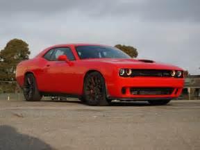 Dodge Challenger Srt Hellcat 2015 Dodge Challenger Srt Hellcat Pictures Roadshow