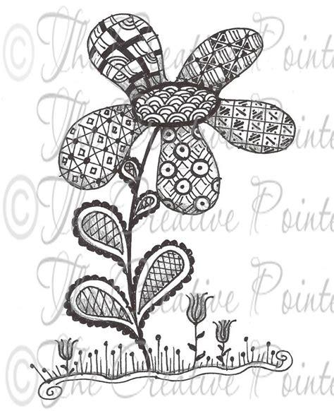 flower doodle quilt pattern 508 best images about zentangle doodles on