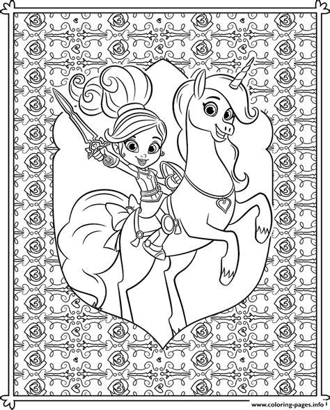 coloring book info nella princess coloring pattern for
