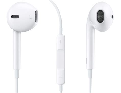 iphone 5 earphones with volume and mic