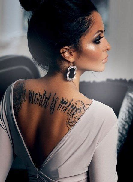 tattoo girl on pinterest fashion beauty tattoo girl tattoos pinterest