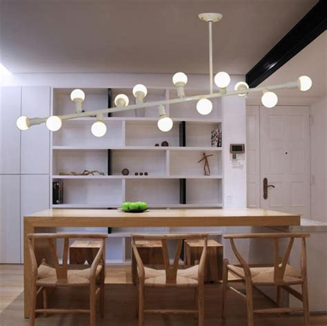 hanging ceiling lights for kitchen aliexpress buy scandinavian modern dining room
