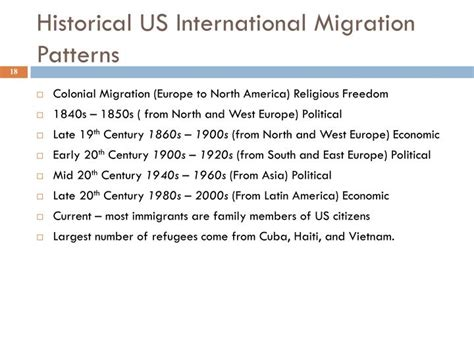 migration pattern meaning in hindi ppt why people migrate powerpoint presentation id 1680951