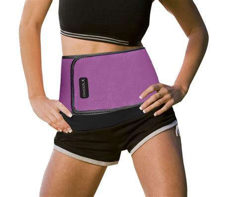Korset Sweet Sweat Belt Waist Trimmer Munafie the ultimate sheet on best waist trimmer belt