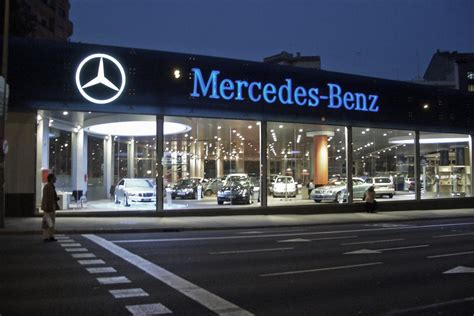 Mercedes Flagship by Mercedes Flagship Store Beplan Design Build