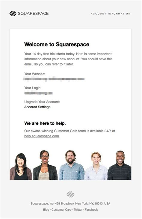 17 Best Images About Email Design On Pinterest Email Newsletters Social Media And Volvo West Template Squarespace