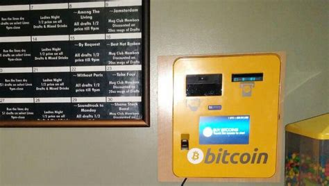 bitcoin atm tutorial bitcoin atm in manchester usa murphy s taproom