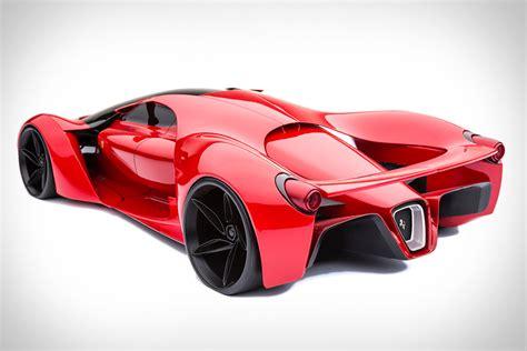 ferrari supercar concept ferrari f80 concept uncrate