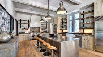 Industrial Style Kitchen Designs 15 outstanding industrial kitchens home design lover