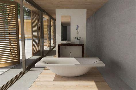 luxuriöse badezimmer designs badewannen design ablage