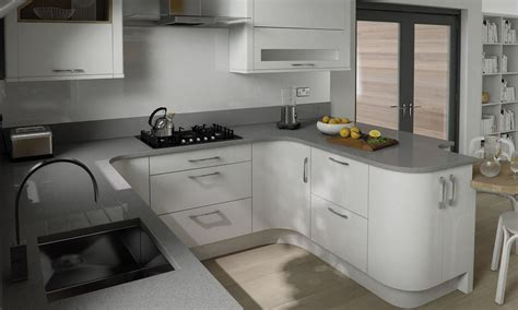 kitchen worktop ideas white gloss cupboards grey granite worktop search