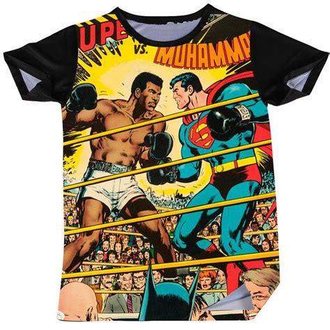 Moh Ali Vs Superman T Shirt 13 best ko boxing equpment images on muhammad