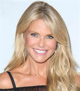 Christie Brinkley Christie Brinkley Guests On The Tonight Show Starring
