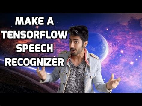 tensors made easy books how to make a simple tensorflow speech recognizer
