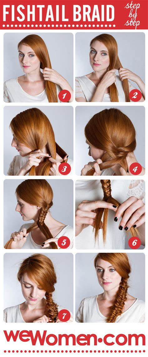 steps to show how to make fish tail favload 30 cute and easy braid tutorials that are perfect for any