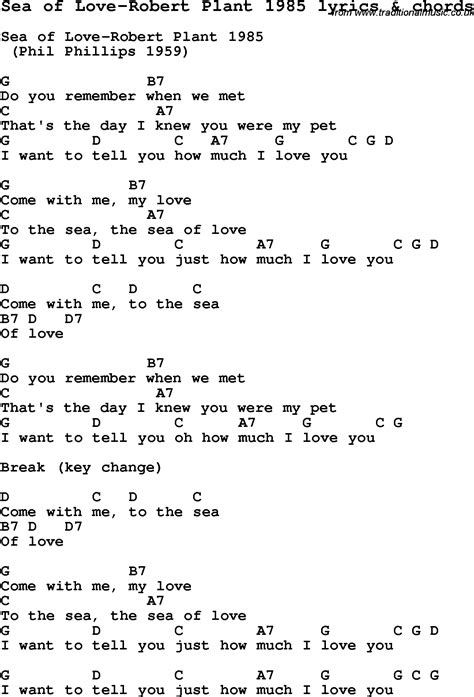 images of love lyrics love song lyrics for sea of love robert plant 1985 with