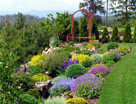 Nursery Garden Ideas How To Combine Beautiful Colors In The Garden