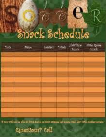soccer game schedule template schedule template free