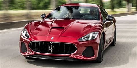 2019 maserati granturismo maserati granturismo 2019 redesign price and review
