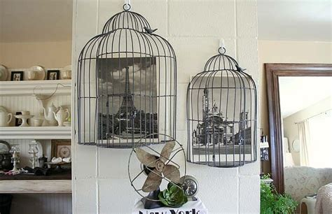 Birdcage Room Decor by Decorating With Birdcages 30 Creative Ideas