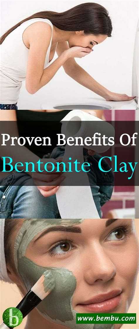 Use Of Bentonite Clay In Detox by 1837 Best Health Tips Images On Health