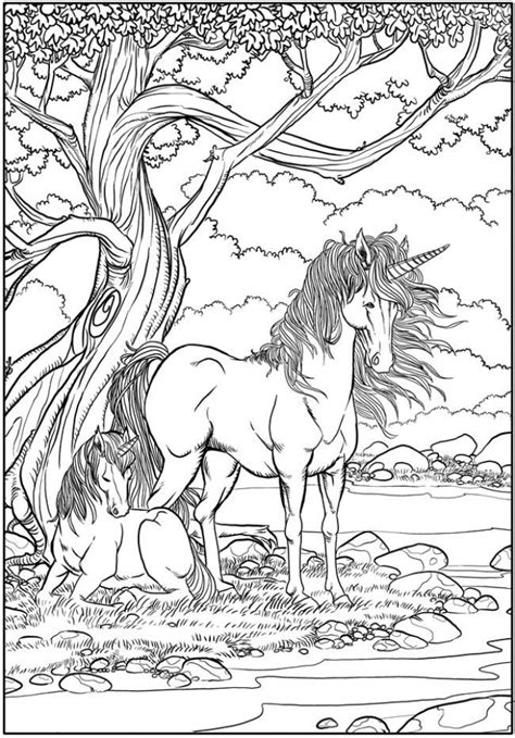unicorn coloring book for adults get this free printable unicorn coloring pages for adults