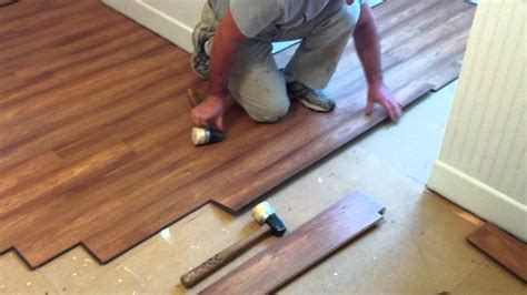 How To Lay A Hardwood Floor by How To Install Laminate Flooring Tips For Getting