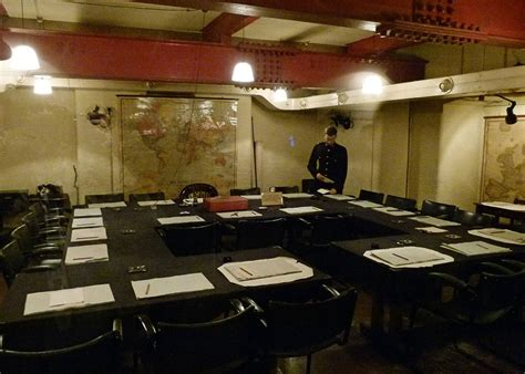 Cabinet War Rooms by The Secret Cabinet War Rooms A Bit About Britain