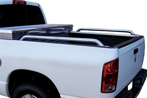 truck bed rail go rhino universal truck bed rails best bolt on truck