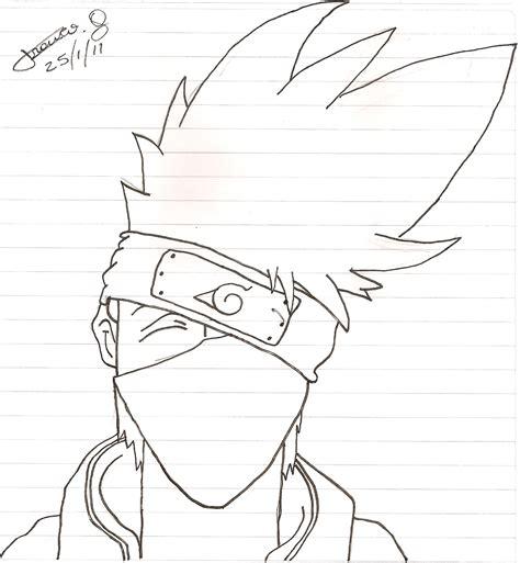 imagenes para dibujar naruto imagenes kakashi blackhairstylecuts com