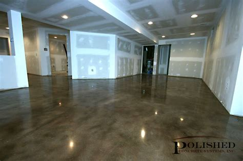 concrete basement design home decoration live