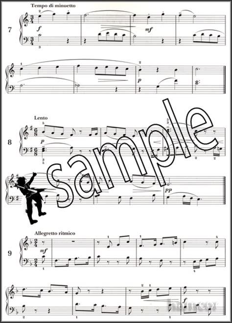 Piano Specimen Sight Reading 4 piano sight reading tests grade 4 abrsm sheet new