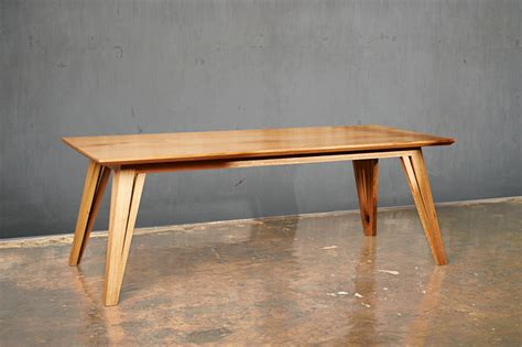Dawson Dining Table Bespoke Furniture Gallery Auld Design