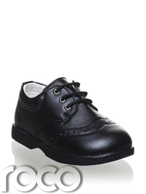 black shoes for baby baby boys matt black shoes boys black formal shoes