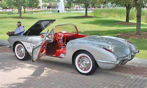 vettes at the visit st augustine