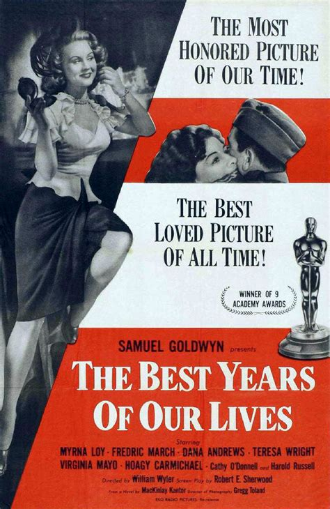 best film oscar last 10 years oscar best picture best years of our lives 1946