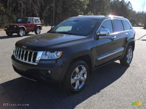 charcoal grey jeep grand cherokee 2011 dark charcoal pearl jeep grand cherokee limited 4x4