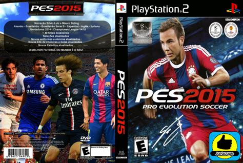 Kaset Pes 2018 Ps4 New neurodescargas descarga pes 2015 ultimate team ps2 1