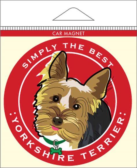 yorkie car magnets terrier yorkie car magnet 4 215 4 ebay