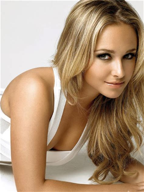 what is the hot hair for 2015 hayden panettiere is a goddess
