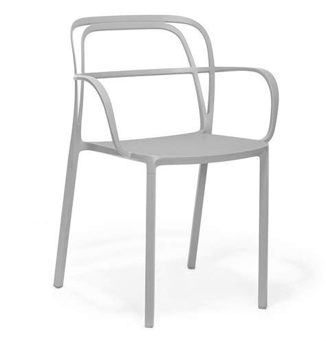 pedrali sedia sedia in alluminio intrigo di pedrali impilabile in