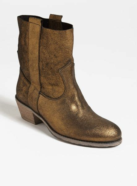 charles by charles david boots charles by charles david charles david groove boot in gold