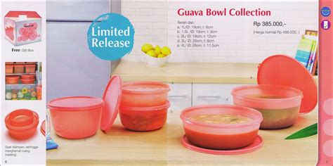 Guava Bowl Tupperware tupperware bowl guava tupperware