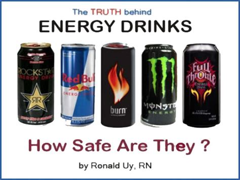 energy drink kidney stones energy drinks safe or dangerous
