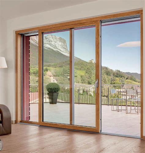 finestre porte porte finestre porta finestra lignatec kab da finstral