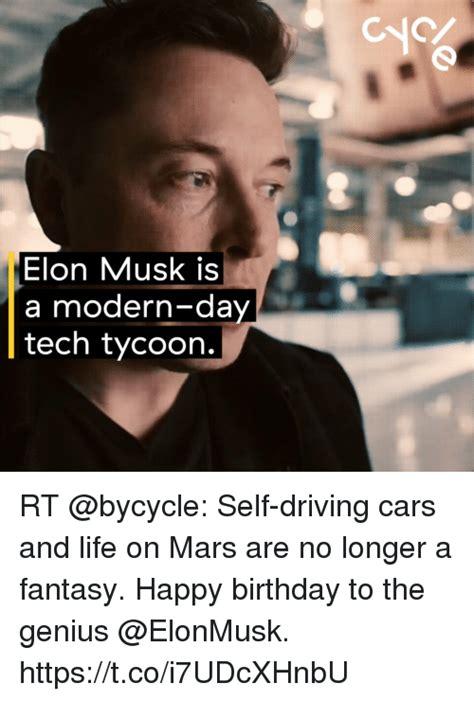 elon musk the biography of a modern day renaissance man cnc elon musk is a modern day tech tycoon rt self driving