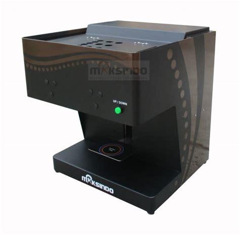 Mesin Coffee jual mesin printer kopi dan kue coffee and cake printer