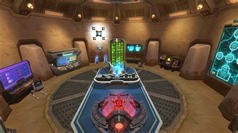 Technical Room by Swtor Tech Room Gintahl S Vacation Retreat Of