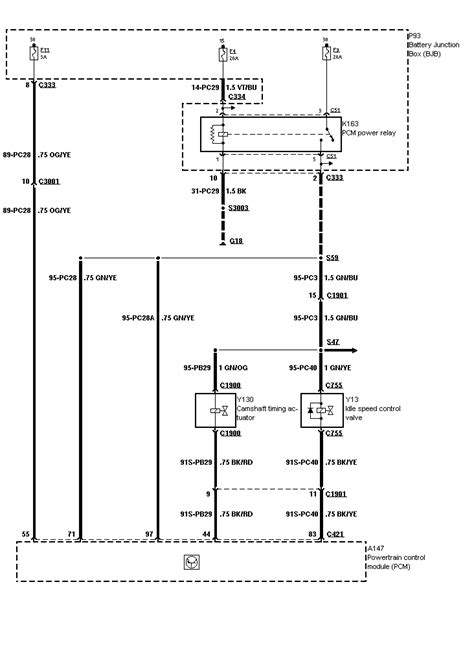 1998 ford contour wiring diagram wire diagram for a 1998 ford contour se problem is i